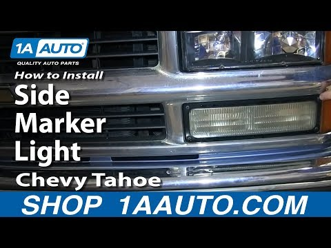 How to install replace alternator chevy silverado tahoe for 2003 chevy express cabin air filter