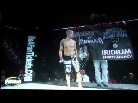 XFC17 Marlon Moraes defeats Jarrod Card in 48 seconds