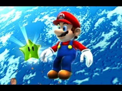 Super Mario Galaxy 2 - 100% Walkthrough Part 30 - World 1 Green Stars