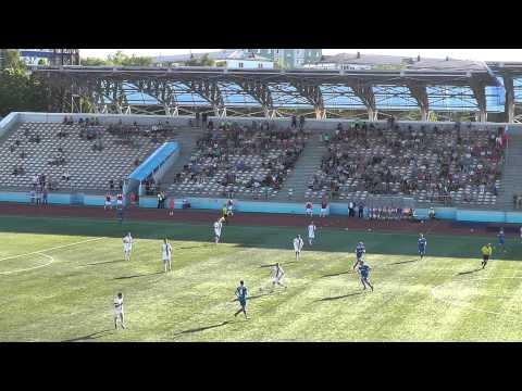 Нефтяник (Новокуйбышевск) - Лада (Тольятти) 3:0 (1:0), 2 тайм, 1 часть
