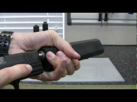 Mounting Pistol Caliber Suppressors