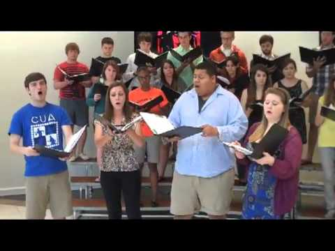 Visiting Choir Series - William Jewel College Concert Choir