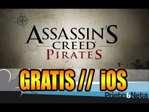 CORRE !!! Assassin's Creed Piratas GRATIS !!! LINK DE DESCARGA (iOS de momento)