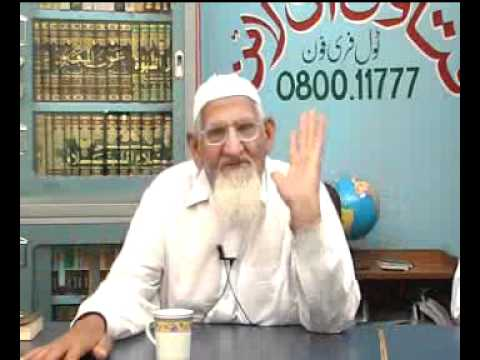 2. Question & Answer (about Shia and Sunni) maulana ishaq urdu