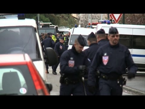 French police kill shooting suspect as siege ends
