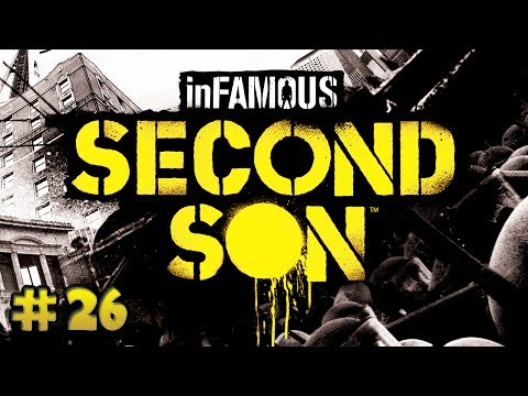 Infamous: Second Son, #26 - Heart-shaped Box video