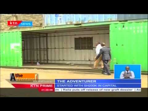 The Adventurer: Container housing in Nairobi