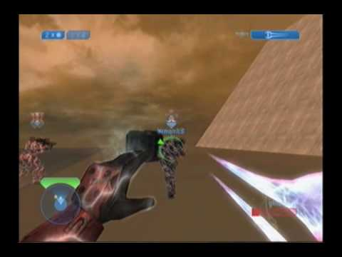 Halo 2 ~ Box Behind Radio Tower