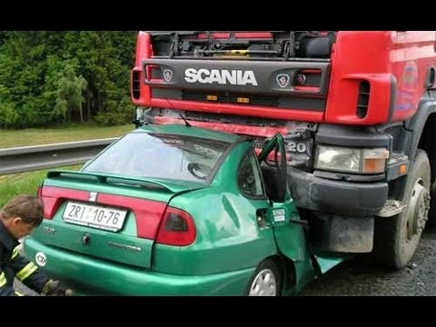 Bad Cars in The World Worst Car Crashes in The World