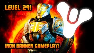 download lagu Destiny Iron Banner Gameplay Level 29 Warlock Iron Banner gratis