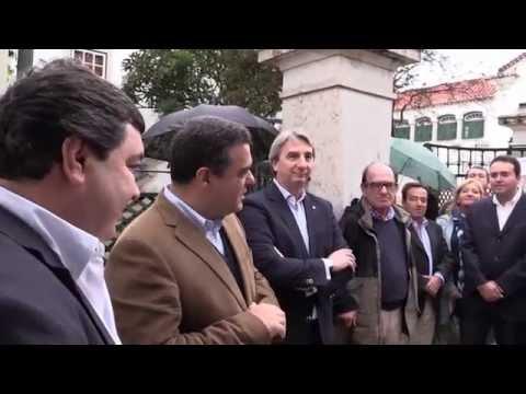 Inaugurado novo autocarro da Uni�o de Freguesias de Montijo e Afonsoeiro