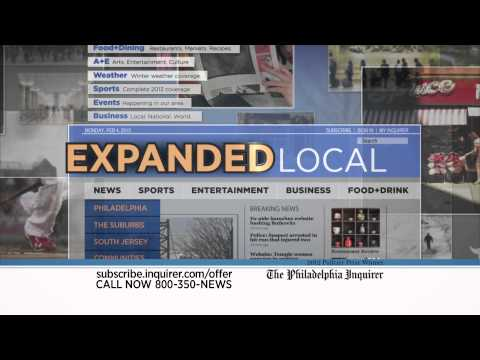 The Philadelphia Inquirer TV Commercial - $1 per Day & Free Digital Access