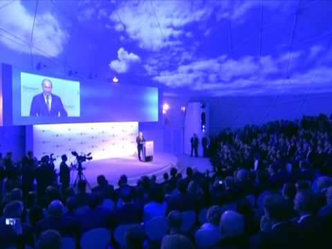 Russian President PUTIN launches MAJOR NEW GAS PIPELINE to EUROPE 'South Stream GAS LINK'