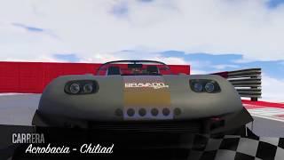 CALCULANDO MAL EL SALTO CHILIAD CARRERA ACROBACIA Grand Theft Auto V PS4 GAMEPLAY
