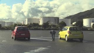 Drive: Understanding blind spots