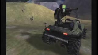 Halo Combat Evolved: E3 2000 Trailer