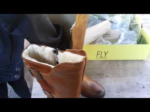 FLY LONDON Myla Mynd Camel P142909000