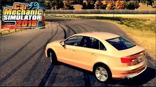 Car Mechanic Simulator 2018 - NEW Physics are NICE!! We Will Drift!!