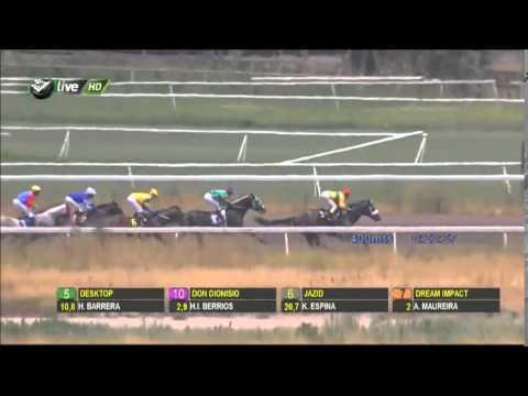 Vidéo de la course PMU PREMIO LA LICENCIADA
