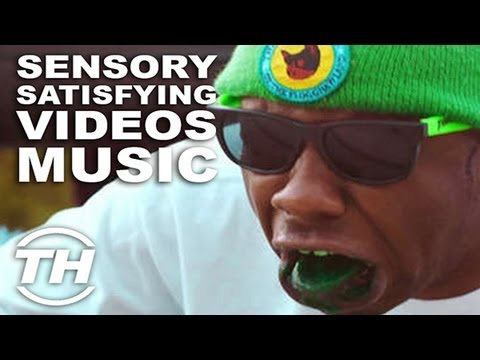 Sensory-Satisfying Music Videos - Armida Ascano Discusses Weird Music Video Creations