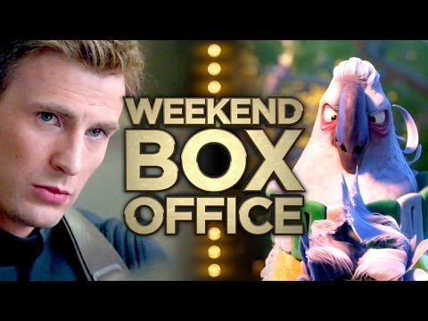 Weekend Box Office - Apr. 11 - 13, 2014 - Studio Earnings Report Hd video