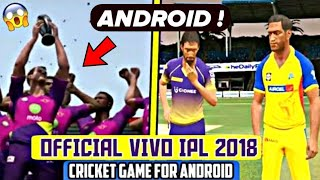 Download [Offline+Mod]How to Download VIVO IPL Cricket Game in Any Android Device Apk+Data 3Gp Mp4