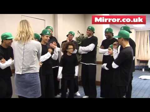 Diversity Show Mirror.co.uk Their Moves video
