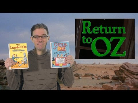 Return to Oz - Movie & Book Review (Part 2)