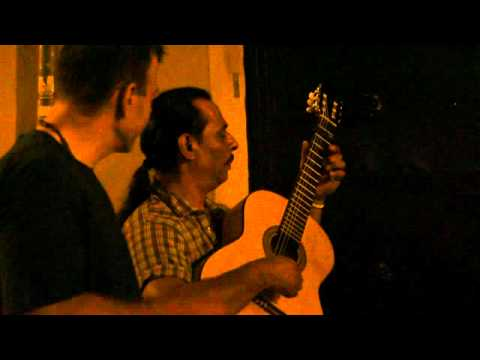 Carlos Heredia (flamenco guitar Sevilla)