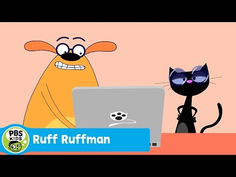 RUFF RUFFMAN | How Search Engines Work | PBS KIDS