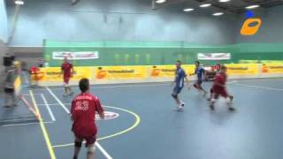 Tchoukball: Euro 2010 - ITA vs SUI (Men) 1/6