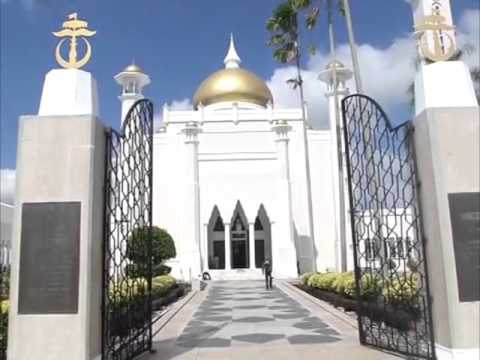 Indian Vice President calls on Sultan of Brunei, visits mosque in capital city