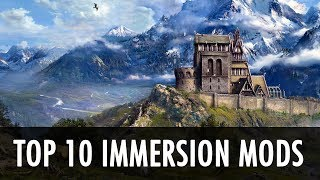 (11.8 MB) Skyrim: Top 10 Immersion Mods Mp3