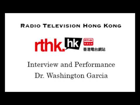 Performance and Interview for Hong Kong Radio Television