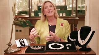 Pearls with Joanna Hardy at Bentley & Skinner