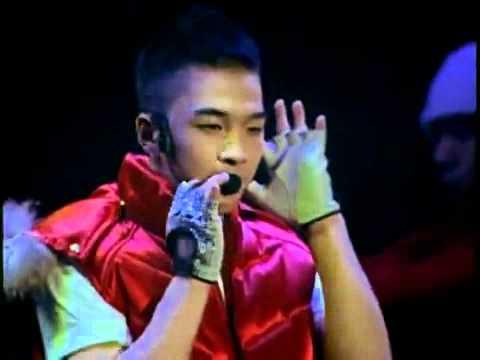 YouTube   {HQ} Big Bang G R E A T Concert  Ma Girl {TaeYang}
