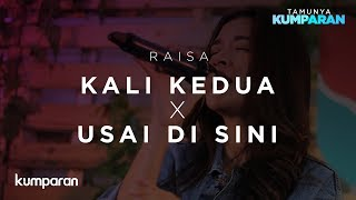 Download Lagu Kali Kedua X Usai Di Sini - Raisa | Live at kumparan Gratis STAFABAND