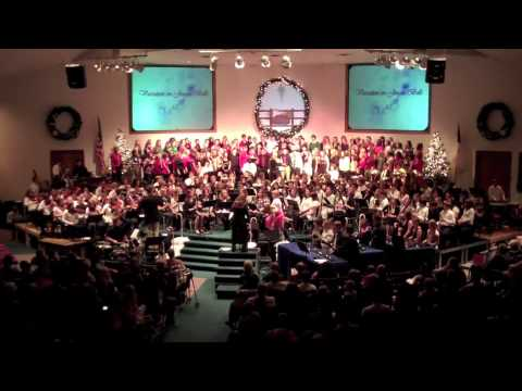 Neosho High School Christmas Concert