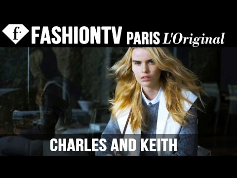 Charles & Keith Winter 2014 Collection Shoot | Fashiontv video