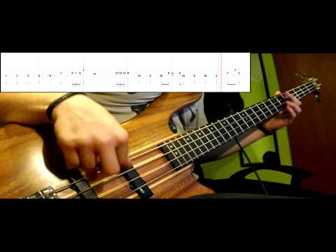 Queen - Crazy Little Thing Called Love (bass Cover) (play Along - Tabs In Video) video