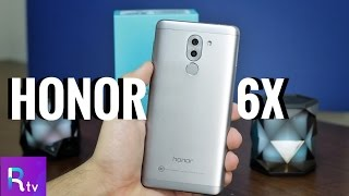 Unboxing: HONOR 6X (en español)