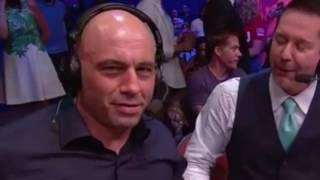 Joe Rogan Reacts Shocked At UFC 200-Brock Lesnar News