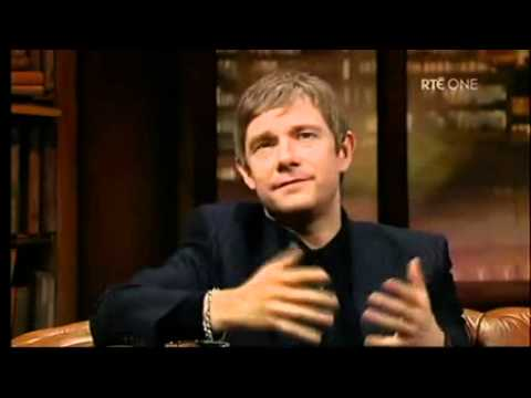 tubridytonight Martin Freeman
