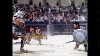 Gladiator full Soundtrack