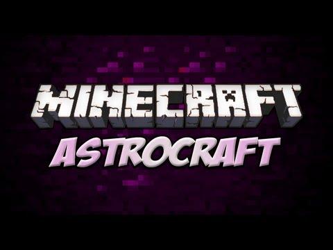 MINECRAFT MOD: ASTROCRAFT ¡Vé al espacio en Minecraft!