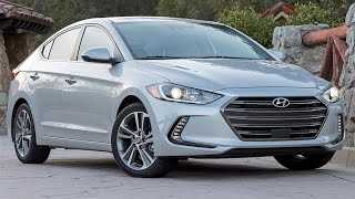 2017 Hyundai Elantra review. IS IT BETTER THAN THE CIVIC?