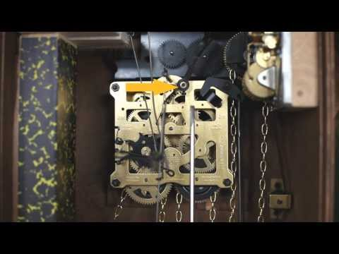 Music not working - Cuckoo Clock Service Video