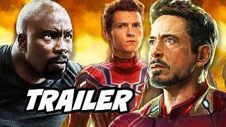 Luke Cage Season 2 Trailer and Infinity War Crossover Breakdown