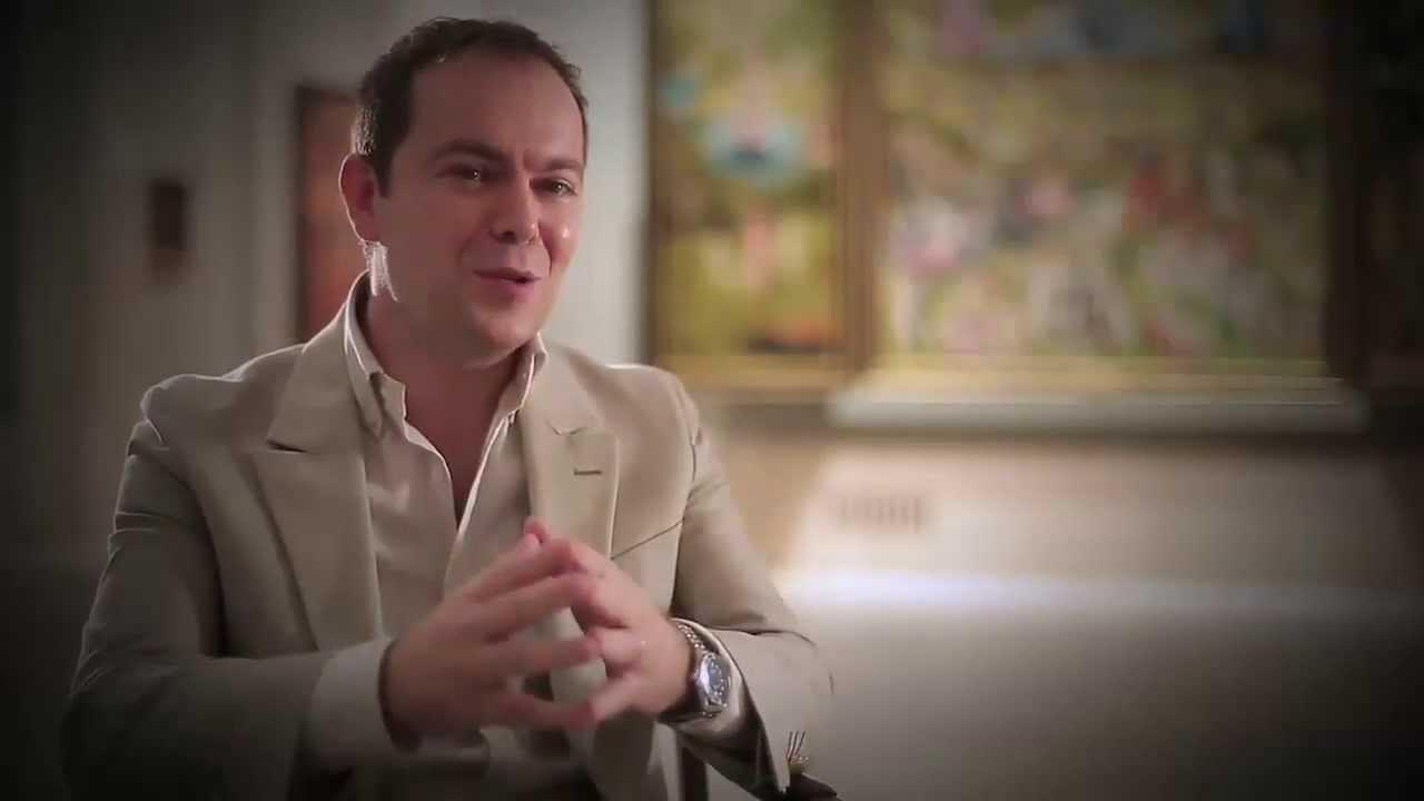 javier sierra es entrevistado en el programa de iker