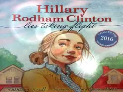 Hillary Rodham Clinton Children's Book